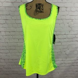 Game time tank top NWT